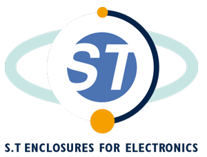ST enclosures logo